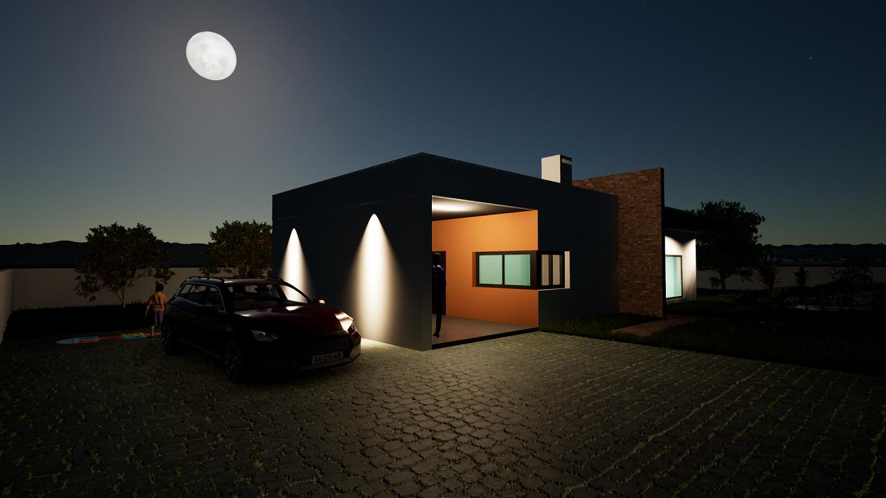 casa Ribeirinho Projeto de Arquitetura (1)