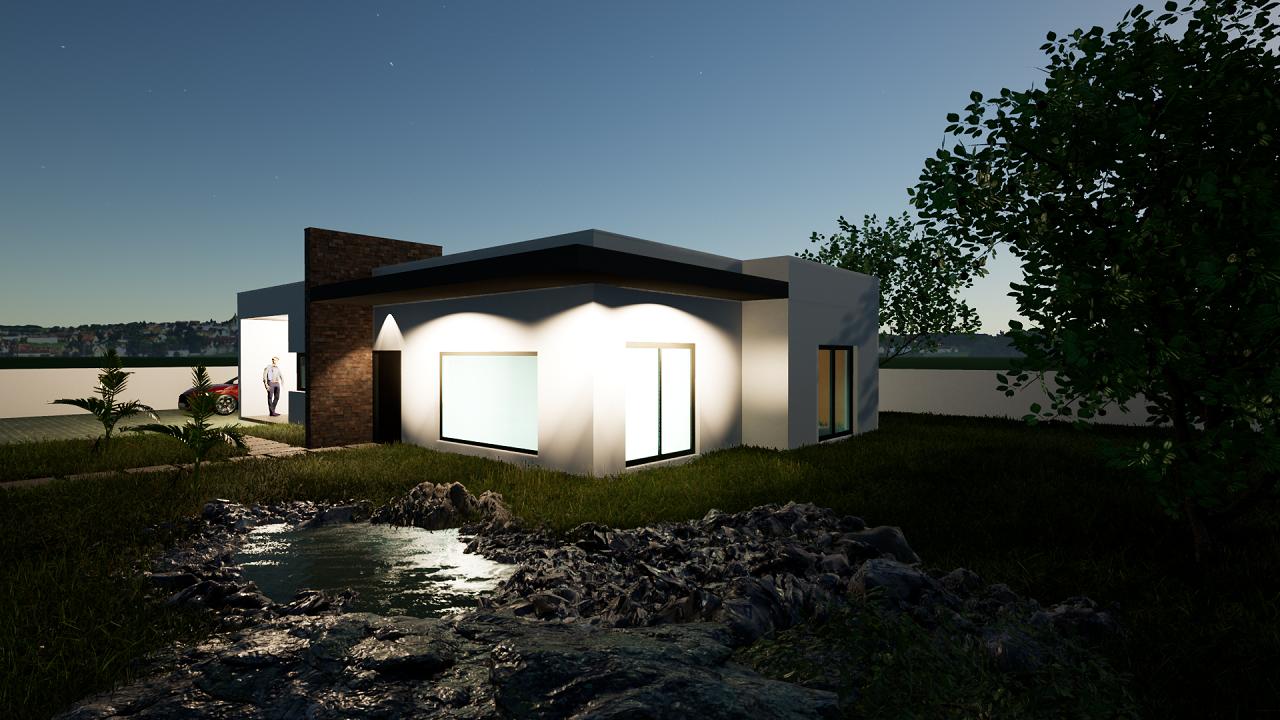 casa Ribeirinho Projeto de Arquitetura (2)