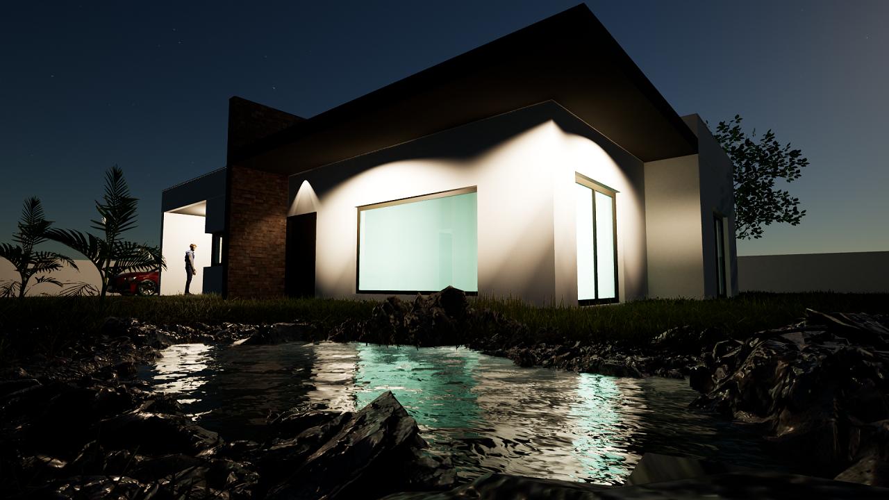 casa Ribeirinho Projeto de Arquitetura (3)